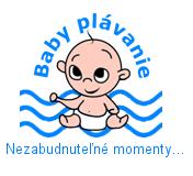 Baby plávanie Márie Koňarčíkovej - plávanie pre bábätká od 5 mesiacov do 4 rokov